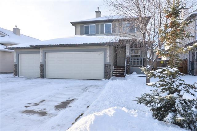 200 West Creek Boulevard, Chestermere, AB T1X 1P5 (#C4221403) :: Calgary Homefinders