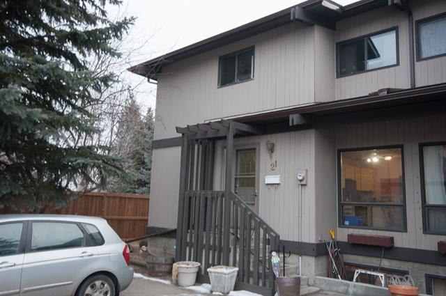 2210 Oakmoor Drive SW #21, Calgary, AB T2V 4R4 (#C4221435) :: Calgary Homefinders