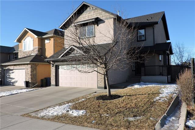 280 Crystal Shores Drive, Okotoks, AB T1S 2C7 (#C4221451) :: Canmore & Banff