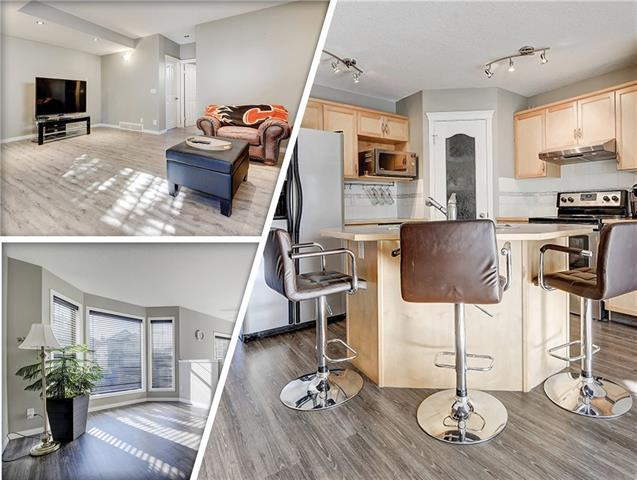 114 Bridlewood Manor SW, Calgary, AB T2Y 3T5 (#C4221514) :: The Cliff Stevenson Group