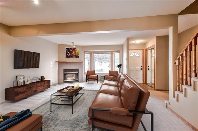 205 Christie Park Mews SW, Calgary, AB T3H 3H2 (#C4221516) :: Redline Real Estate Group Inc
