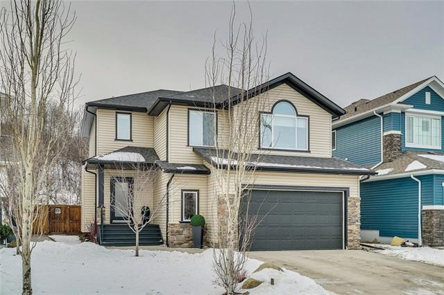 182 Sheep River Cove, Okotoks, AB T1S 1L4 (#C4221563) :: Redline Real Estate Group Inc