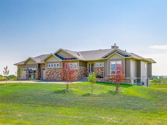 112 Green Haven Court, Rural Foothills County, AB T1S 1B2 (#C4221566) :: Redline Real Estate Group Inc