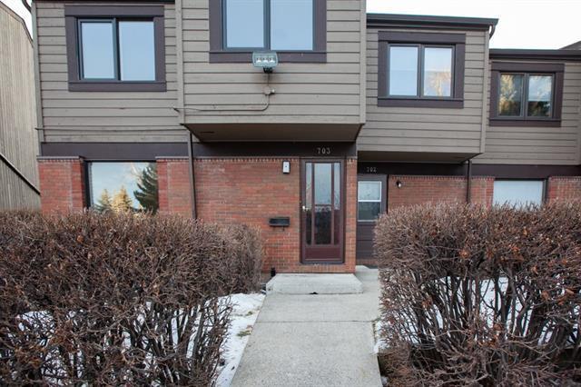9803 24 Street SW #703, Calgary, AB T2V 1S5 (#C4221579) :: The Cliff Stevenson Group