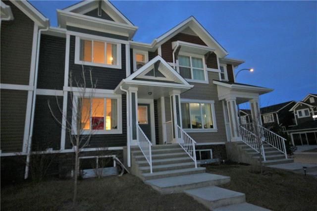 260 Fireside Drive, Cochrane, AB T4C 2L6 (#C4221583) :: Redline Real Estate Group Inc