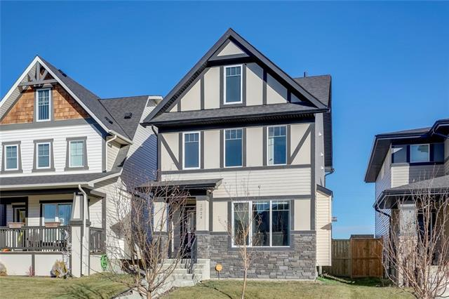 2024 Reunion Link NW, Airdrie, AB  (#C4221610) :: Redline Real Estate Group Inc