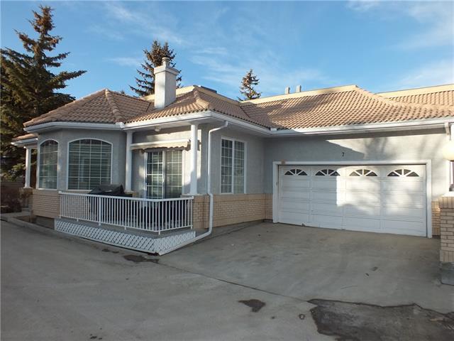 7 Christie Park Terrace SW, Calgary, AB  (#C4221623) :: Redline Real Estate Group Inc