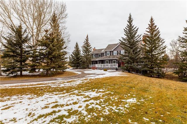171 Rosewood Drive SW, Rural Rocky View County, AB T3Z 3K7 (#C4221633) :: Canmore & Banff