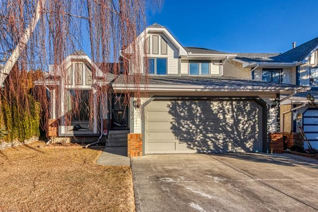 132 Sandpiper Circle NW, Calgary, AB T3K 3P4 (#C4221650) :: Redline Real Estate Group Inc