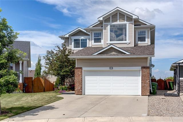 61 Thornfield Close SE, Airdrie, AB T4A 2K7 (#C4221754) :: Redline Real Estate Group Inc