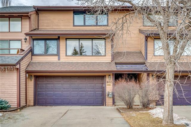 802 Edgemont Road NW, Calgary, AB T3A 2M2 (#C4221760) :: Canmore & Banff