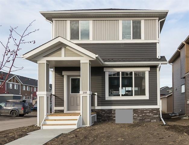 168 Fireside Drive, Cochrane, AB T4C 0V8 (#C4221774) :: Redline Real Estate Group Inc