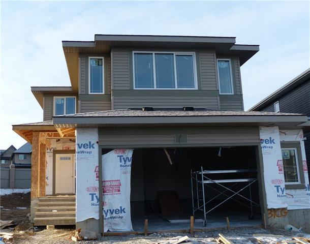 31 Cimarron Springs Green, Okotoks, AB T1S 0M3 (#C4221776) :: Redline Real Estate Group Inc