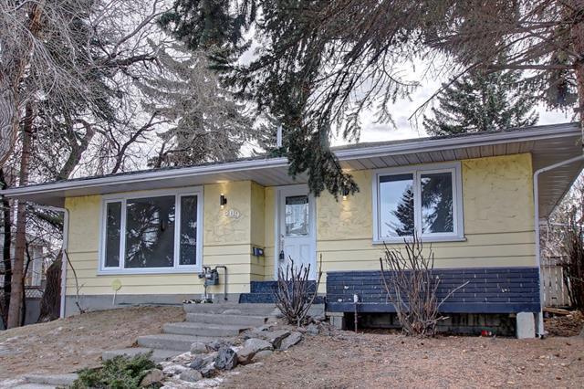 809 68 Avenue SW, Calgary, AB T2V 0N5 (#C4221785) :: Canmore & Banff