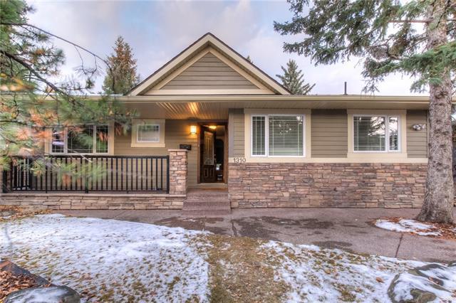 1310 Hamilton Street NW, Calgary, AB T2N 3W6 (#C4221789) :: Redline Real Estate Group Inc