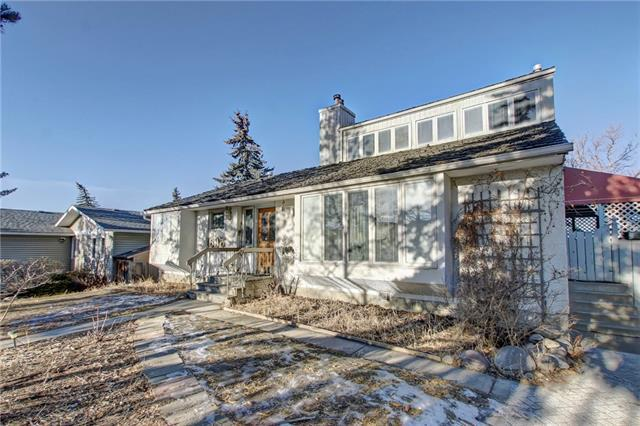 1635 St Andrews Place NW, Calgary, AB T2N 3Y4 (#C4221793) :: The Cliff Stevenson Group