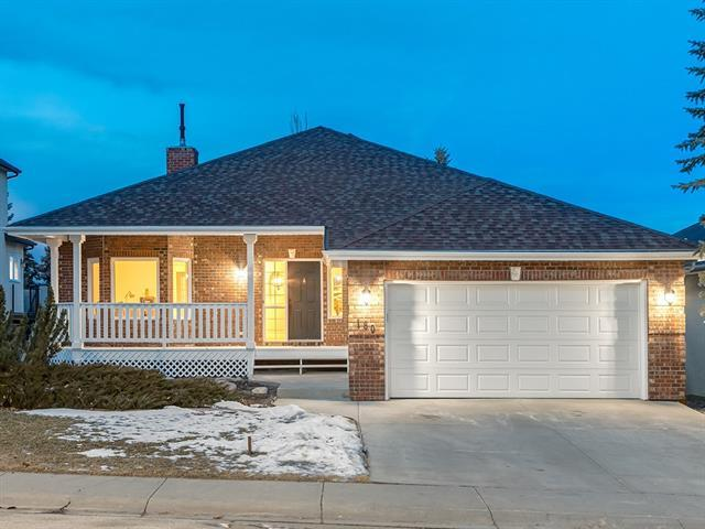 160 Christie Park View SW, Calgary, AB T3H 2Z3 (#C4221808) :: Redline Real Estate Group Inc