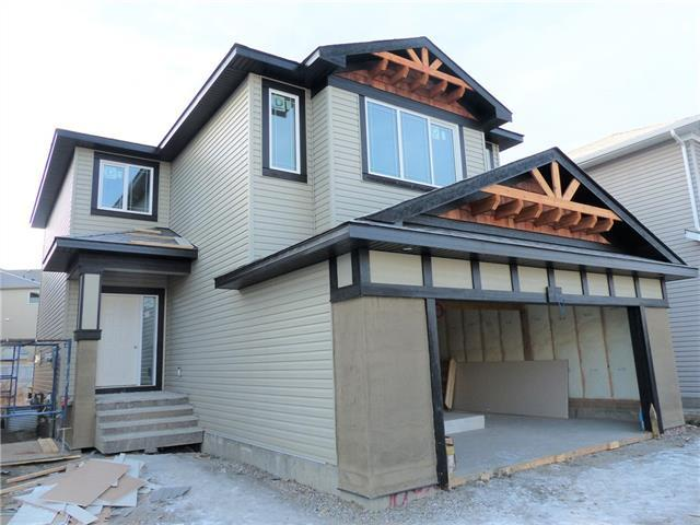46 Cimarron Springs Circle, Okotoks, AB T1S 0M3 (#C4221812) :: Redline Real Estate Group Inc