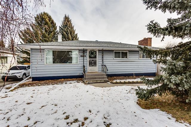 7712 5 Street SW, Calgary, AB T2V 1B9 (#C4221837) :: Canmore & Banff
