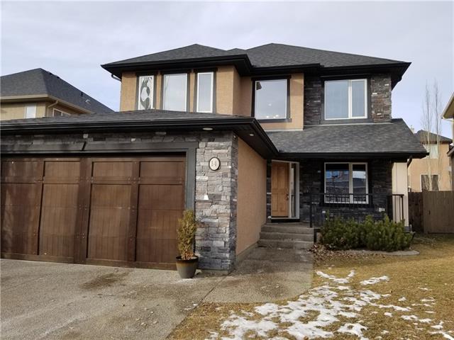 14 Aspen Stone Crescent SW, Calgary, AB  (#C4221840) :: Calgary Homefinders