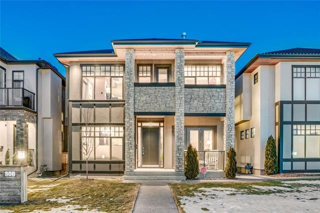 306 16A Street NW, Calgary, AB T2N 2C8 (#C4221886) :: Canmore & Banff