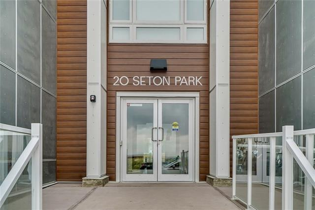 20 Seton Park SE #109, Calgary, AB T3M 1M4 (#C4221893) :: Redline Real Estate Group Inc