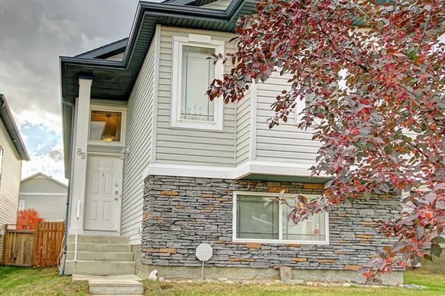 89 Covebrook Close NE, Calgary, AB T3K 6J5 (#C4221910) :: The Cliff Stevenson Group