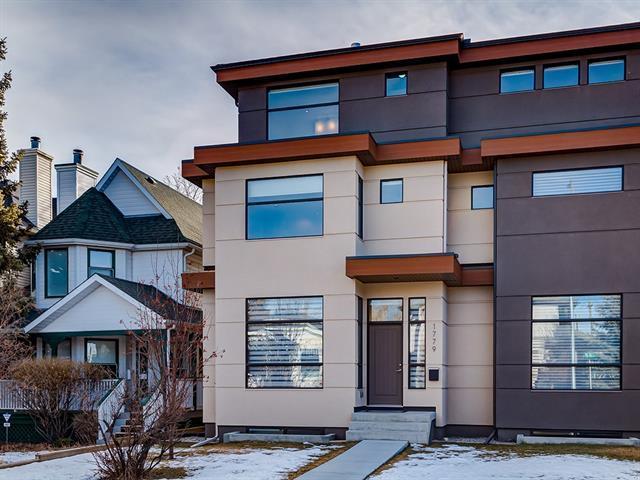 1779 1 Avenue NW, Calgary, AB T2N 0B2 (#C4221962) :: Canmore & Banff