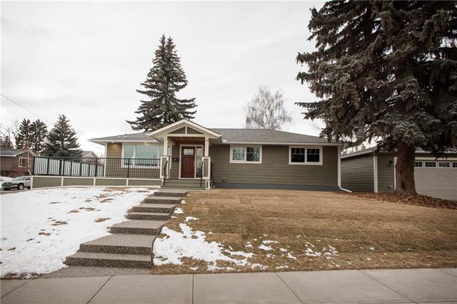 2231 38 Street SW, Calgary, AB T3E 3E4 (#C4222029) :: Redline Real Estate Group Inc
