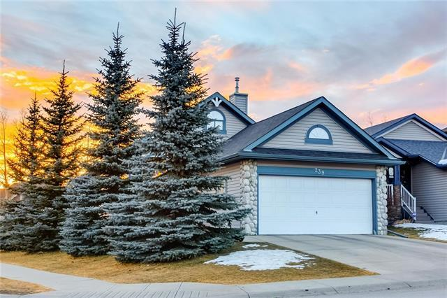 239 Arbour Butte Road NW, Calgary, AB T3G 4L7 (#C4222046) :: The Cliff Stevenson Group