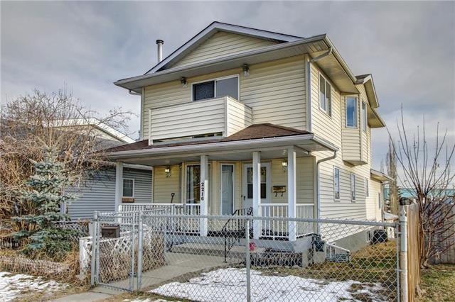 2216 Alexander Street SE, Calgary, AB T2G 4J6 (#C4222074) :: Redline Real Estate Group Inc