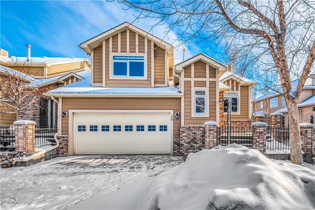 38 Varsity Estates Park NW, Calgary, AB T3A 6A4 (#C4222116) :: Calgary Homefinders
