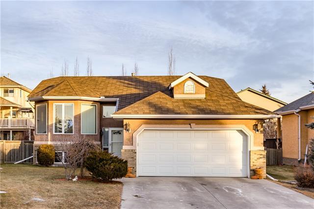 84 West Terrace Crescent, Cochrane, AB T4C 1R9 (#C4222130) :: Redline Real Estate Group Inc