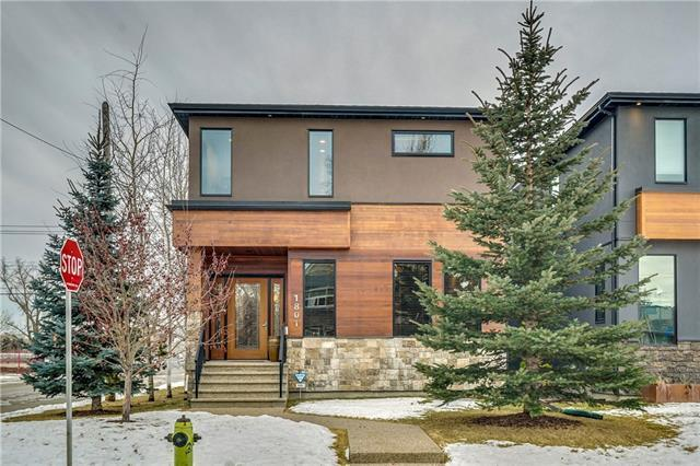 1801 Broadview Road NW, Calgary, AB T2N 3H6 (#C4222187) :: Canmore & Banff