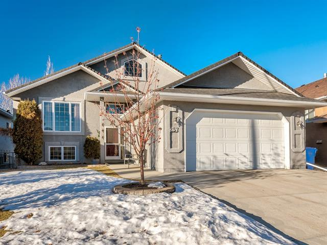 257 Lakeside Greens Crescent, Chestermere, AB T1X 1C3 (#C4222211) :: Redline Real Estate Group Inc
