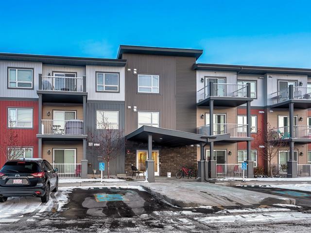 5305 32 Avenue SW #4211, Calgary, AB T3E 8A2 (#C4222219) :: Canmore & Banff