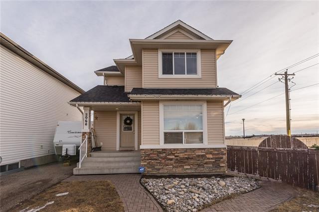 2068 Bridlemeadows Manor SW, Calgary, AB T2Y 4S1 (#C4222227) :: The Cliff Stevenson Group