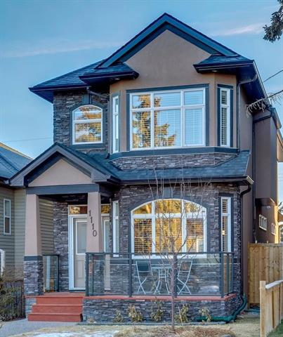 1110 42 Street SW, Calgary, AB T3C 1Z1 (#C4222265) :: Canmore & Banff