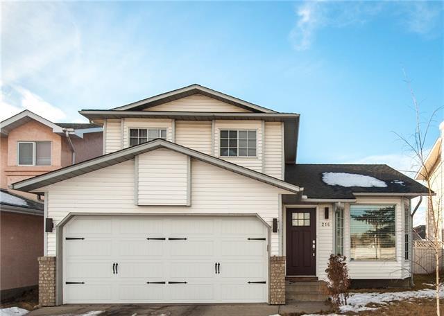 216 Riverbend Drive SE, Calgary, AB T2C 3X8 (#C4222298) :: The Cliff Stevenson Group