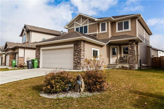 66 West Pointe Manor NW, Cochrane, AB T4C 0C1 (#C4222304) :: Redline Real Estate Group Inc
