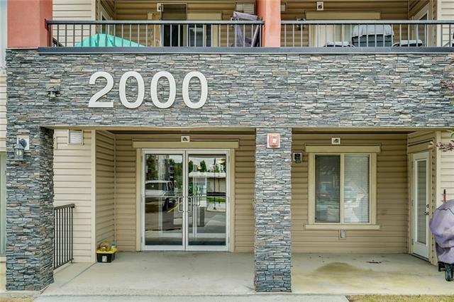 403 Mackenzie Way SW #2108, Airdrie, AB T4B 3V7 (#C4222314) :: Redline Real Estate Group Inc