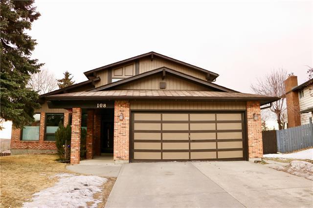 108 Range Way NW, Calgary, AB T3G 1H4 (#C4222326) :: Canmore & Banff