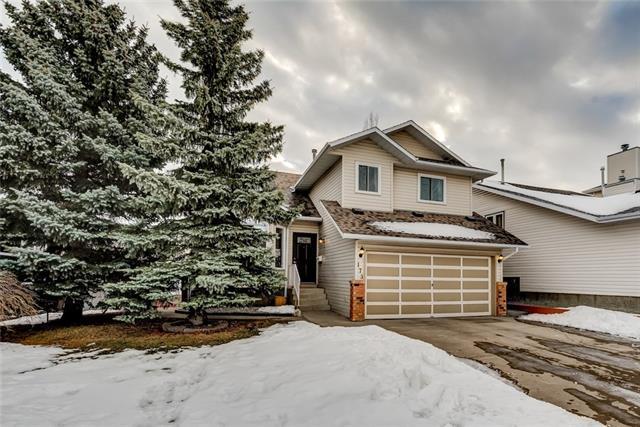173 Macewan Ridge Circle NW, Calgary, AB T3K 3W3 (#C4222346) :: Redline Real Estate Group Inc