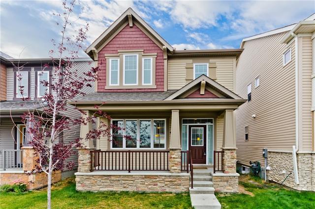 123 Cityscape Street NE, Calgary, AB T3N 0N7 (#C4222367) :: Canmore & Banff