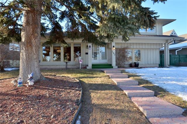 282 Lake Rosen Crescent SE, Calgary, AB T2J 2M1 (#C4222378) :: The Cliff Stevenson Group