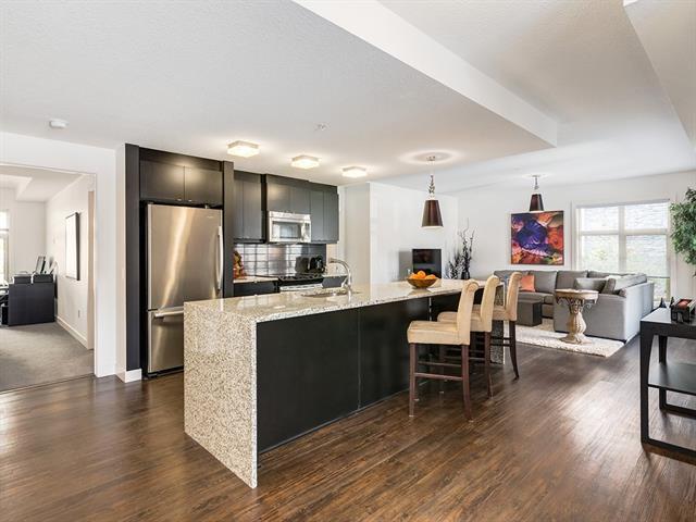 25 Aspenmont Heights SW #115, Calgary, AB T3H 0E4 (#C4222394) :: Calgary Homefinders