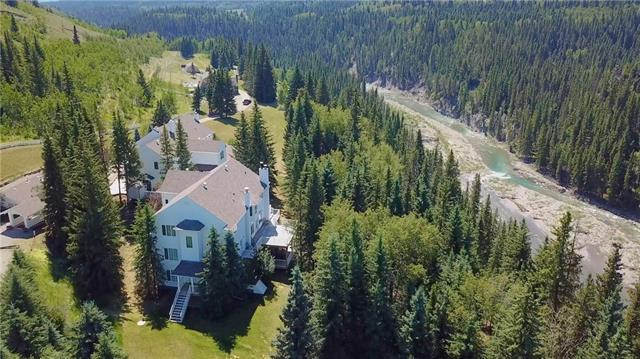 62129 40 Highway, Rural Bighorn M.D., AB T4C 1A9 (#C4222405) :: Canmore & Banff