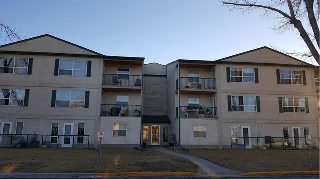 105 7 Avenue SE #308, High River, AB T1V 1T8 (#C4222406) :: The Cliff Stevenson Group