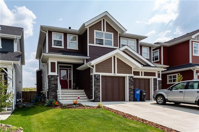 526 River Heights Crescent, Cochrane, AB T4C 0T8 (#C4222426) :: Redline Real Estate Group Inc