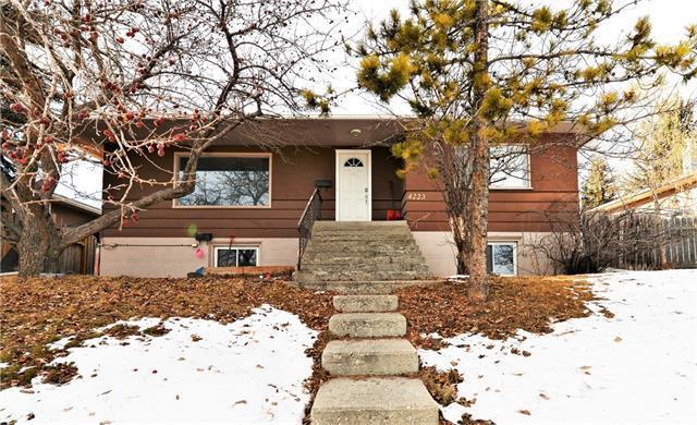 4223 4 Street NW, Calgary, AB T2K 1A3 (#C4222449) :: Redline Real Estate Group Inc